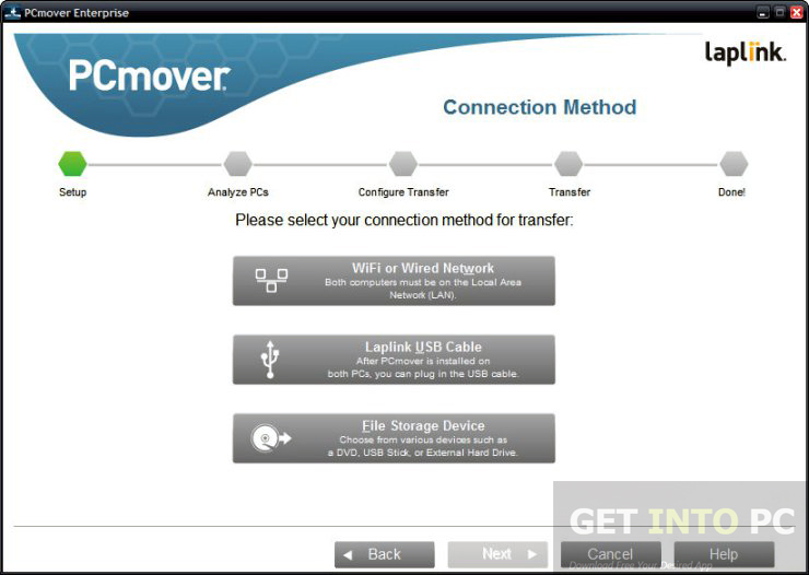 PCmover Enterprise Offline Installer Download
