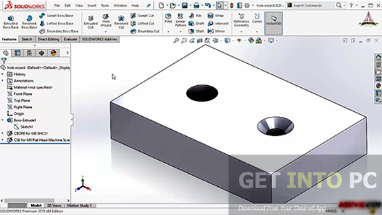 SolidWorks 2016 Essential Training Lien de téléchargement direct