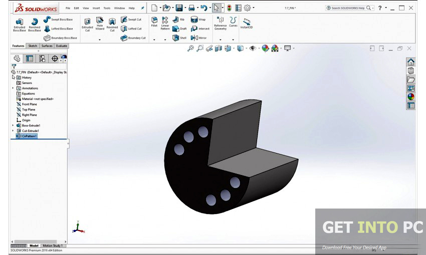 SolidWorks 2016 Essential Training dernière version Télécharger
