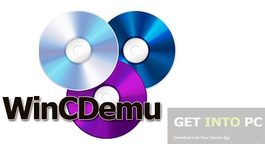 WinCDEmu 4.1 Free Download