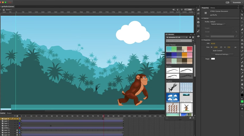 Adobe Animate CC 2015 ISO Offline Installer Download