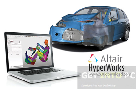 Altair HyperWorks Desktop Free Download