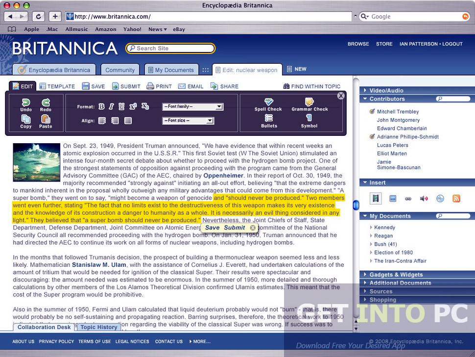 Britannica Encyclopedia 2016 Offline Installer Download