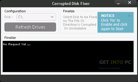 Corrupted Disk Fixer Portable Direct Link Download
