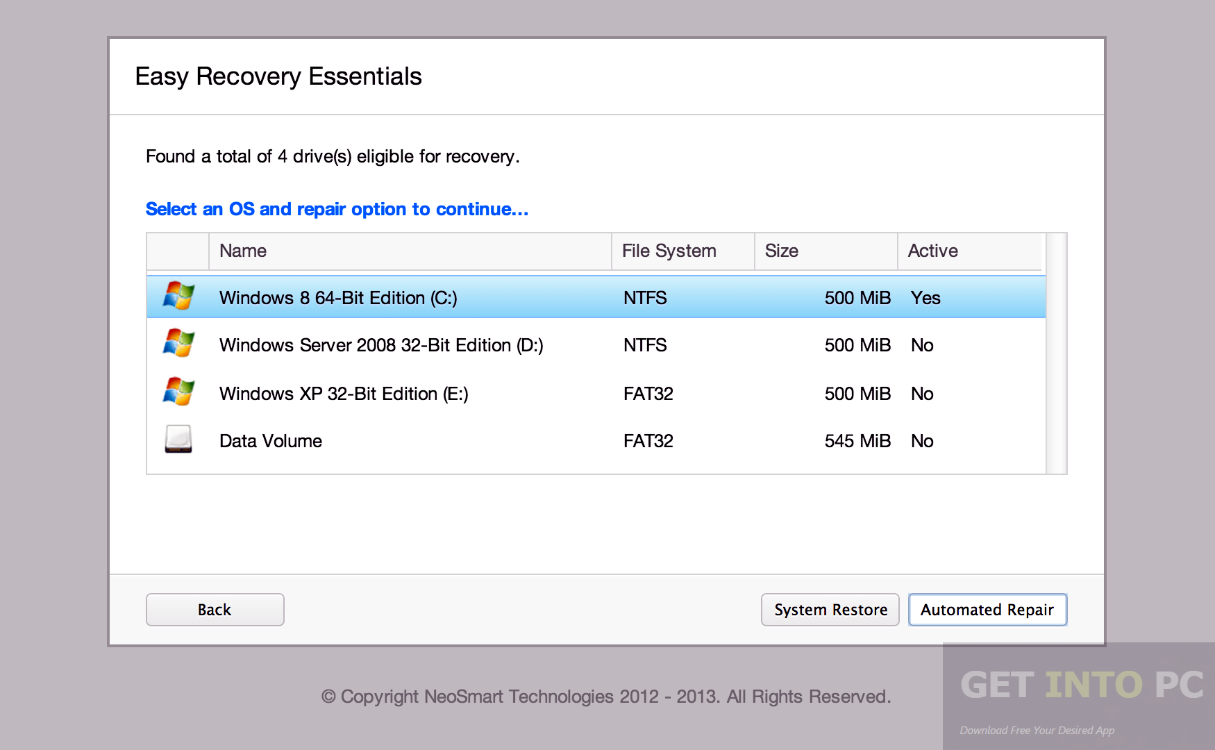Easy Recovery Essentials Pro Windows 8 Direct Link Download