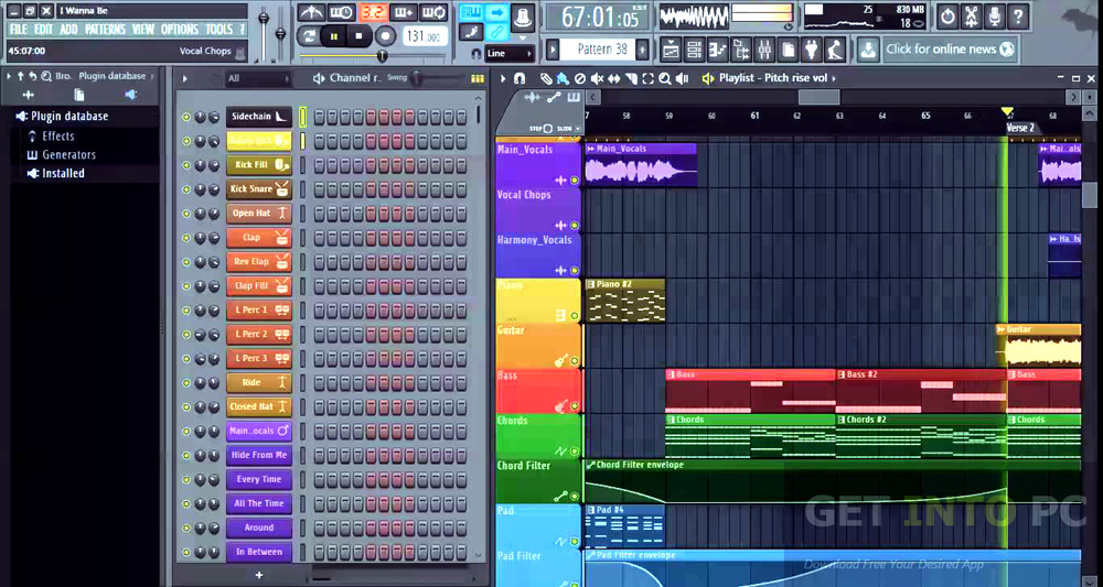 FL Studio 12.1.2 Producer Edition 32 64 bit Latest Version Download