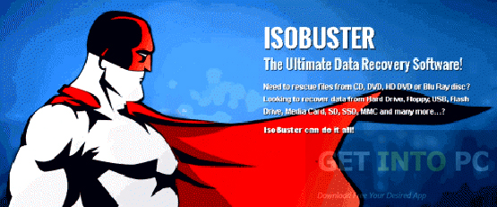 IsoBuster Pro Latest Version Download