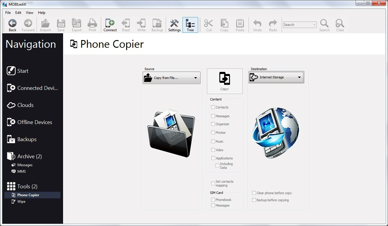 MOBILedit Enterprise 8.6.0.20253 Free Download