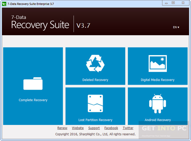 Portable Recovery Software Collection 2016 Direct Link Download