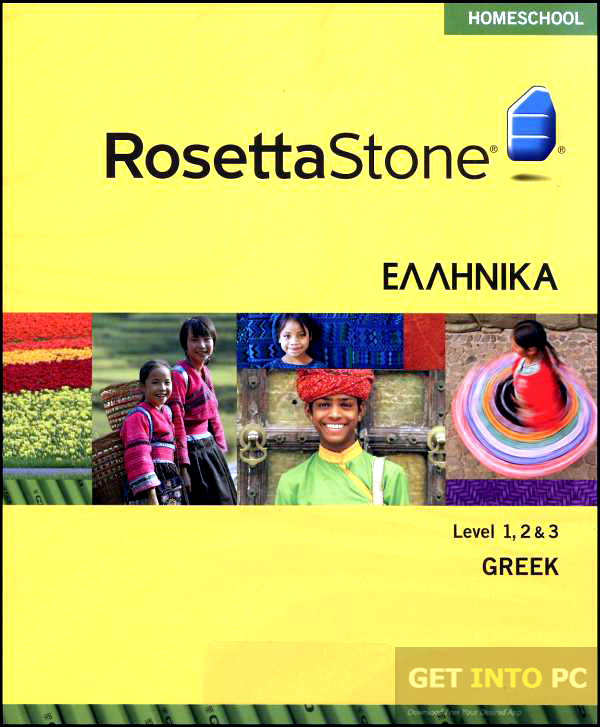 Rosetta Stone Greek with Audio Companion Direct Link Download