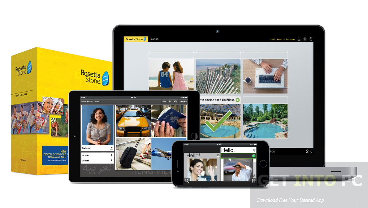 Rosetta Stone Vietnamese With Audio Companion Direct Link Download
