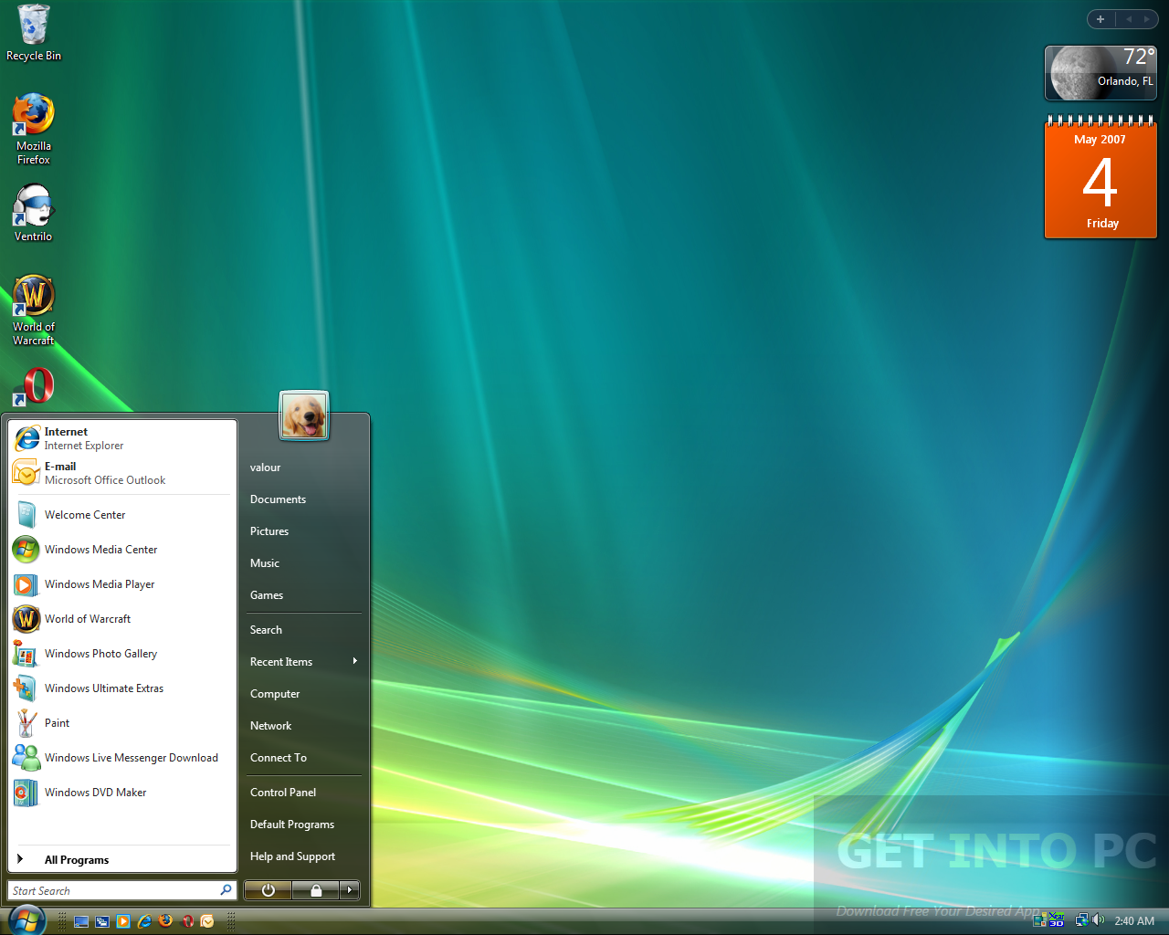 Windows Vista All in One ISO Direct Link Download