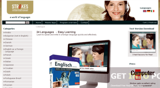 Learn English with Strokes Easy Learning 6 Direct Link Download