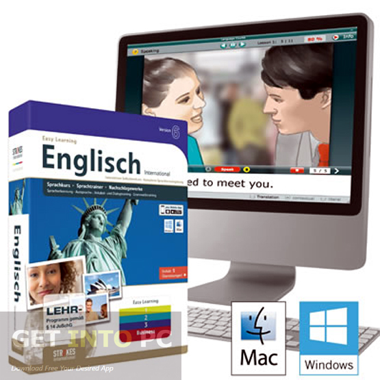 Learn English with Strokes Easy Learning 6 Free Download