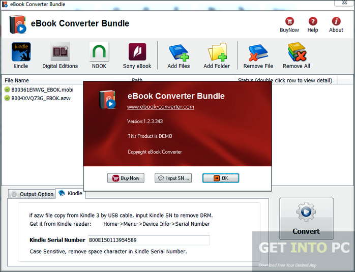 eBook Converter Bundle Direct Link Download