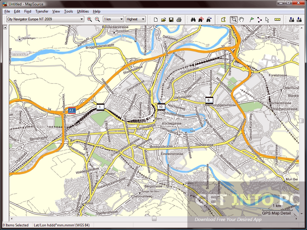 Garmin City Navigator South America NT 2016 Direct Link Download