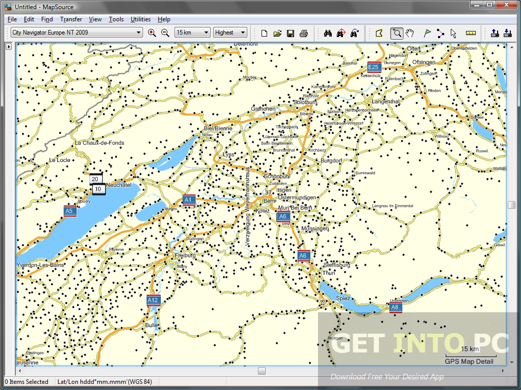Garmin City Navigator South America NT 2016 Latest Version Download