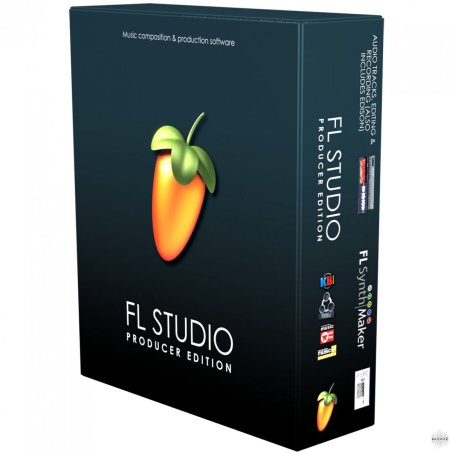Image Line FL Studio Producer Edition 12.3 Portable Free Download