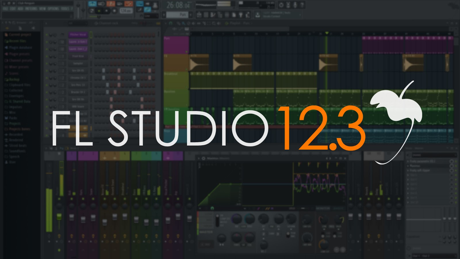 Image Line FL Studio Producer Edition 12.3 Portable Latest Version Download