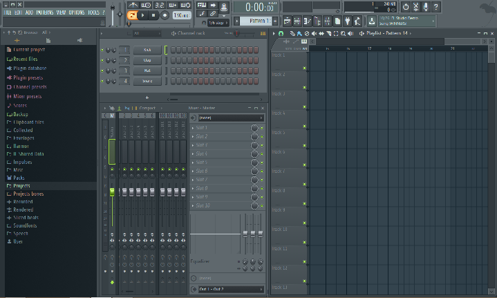 Image Line FL Studio Producer Edition 12.3 Portable Free ...