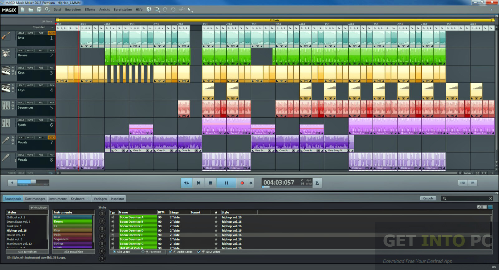 MAGIX Music Maker 2016 Premium Latest Version Download