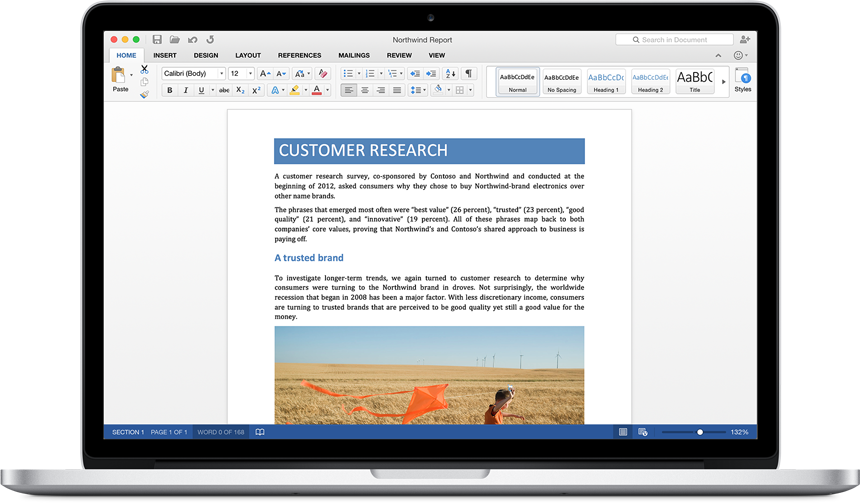 Microsoft Office for Mac Standard 2016 DMG Direct Link Download