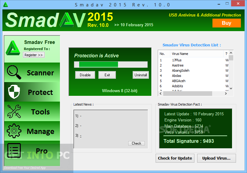Smadav Pro 10.9 2016 Download For Free