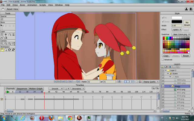 Anime Studio Pro 1121 Free Download