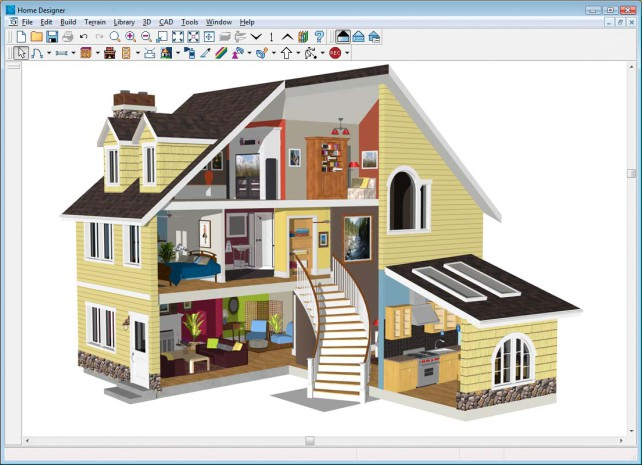 Ashampoo Home Designer Pro Offline Installer Download