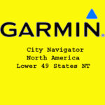 Garmin City Navigator North America Lower 49 States Free Download