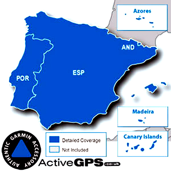Garmin City Navigator Spain Portugal NT 2016 Direct Link Download