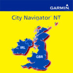 Garmin City Navigator United Kingdom Ireland NT 2016 Free Download