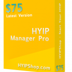 HYIP Manager Pro v2.1.0 Free Download
