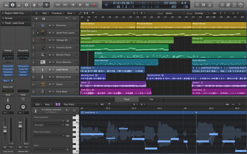 logic pro 7.2 download