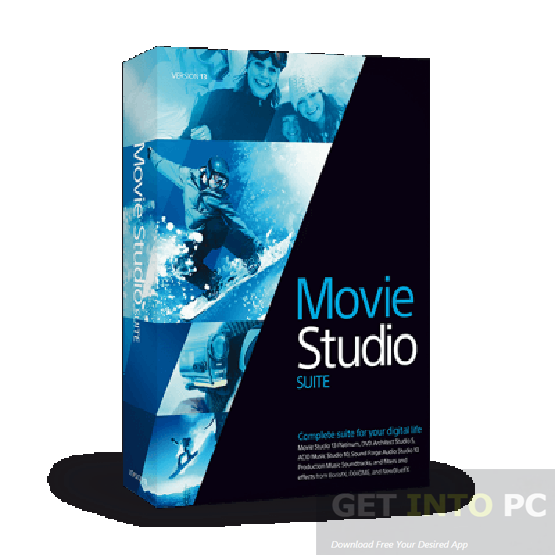 MAGIX Movie Studio Platinum 13 Free Download