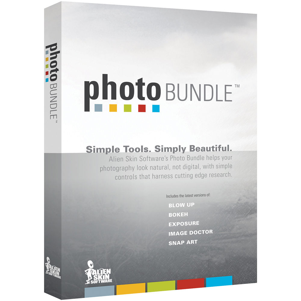 Alien Skin Software Photo Bundle Collection Free Download