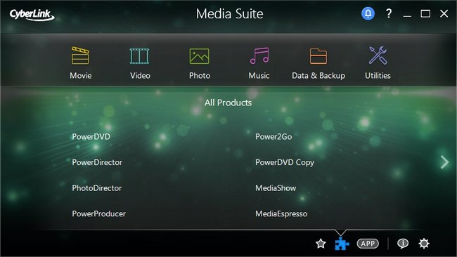 CyberLink Media Suite Ultimate 15.00.051303