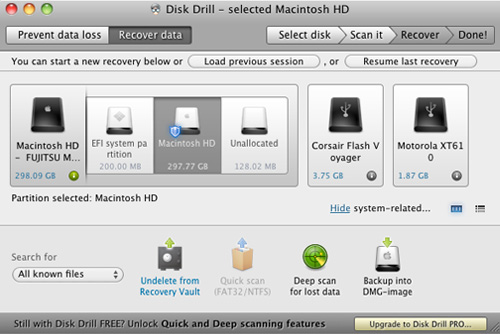 Disk Drill Professional 2 Free Download