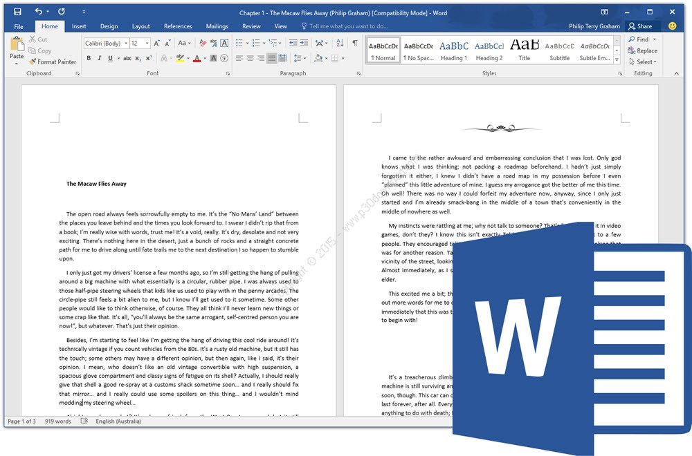 download word 2016 free full version
