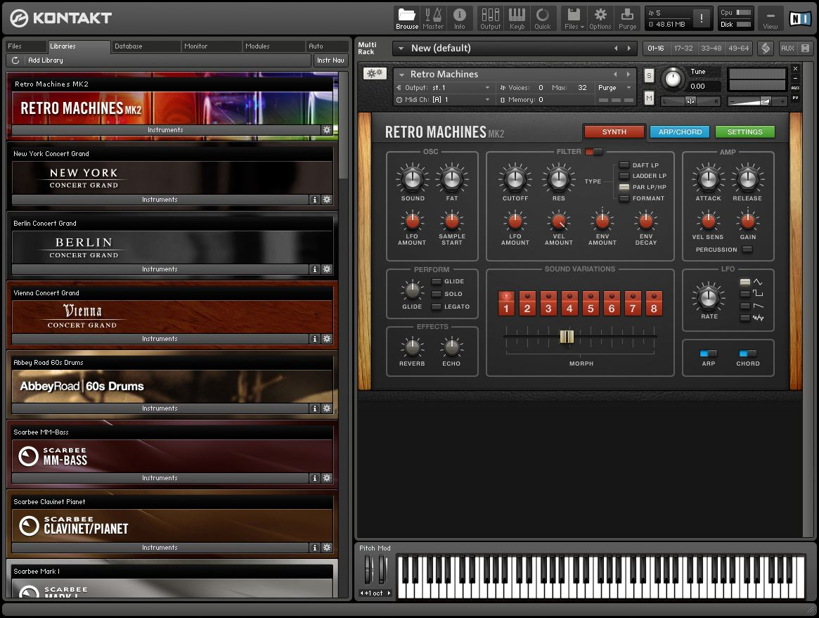 Native Instruments Kontakt 5 v5 5 0 Free Download