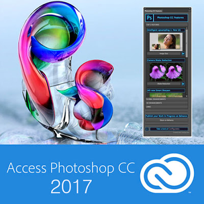 Adobe Photoshop CC 2017 v18 32/64 Bit ISO Free Download
