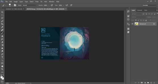 Adobe photoshop 8.0 full version with crack
