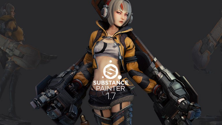 Allegorithmic Substance Painter x64 Free Download