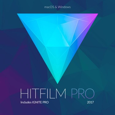 FXhome HitFilm Pro 2017 Free Download