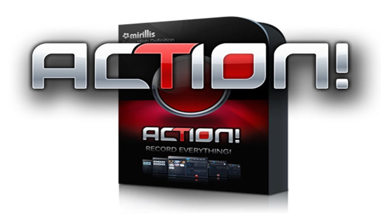 Mirillis Action! 2.0.0 Free Download