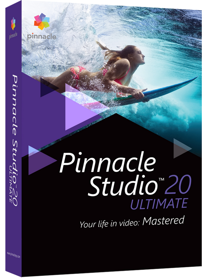 Pinnacle Studio Ultimate 20.1.0 32 Bit 64 Bit Free Download