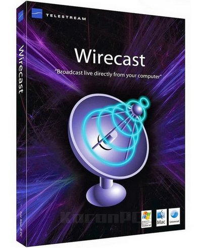 Telestream Wirecast Pro 64 Bit Free Download