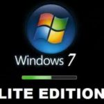 Windows 7 Lite Edition 32 / 64 ISO Free Download