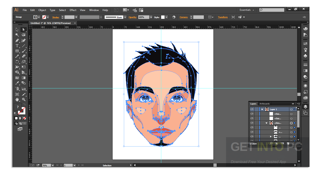Adobe Illustrator CC 2017 Latest Version Download