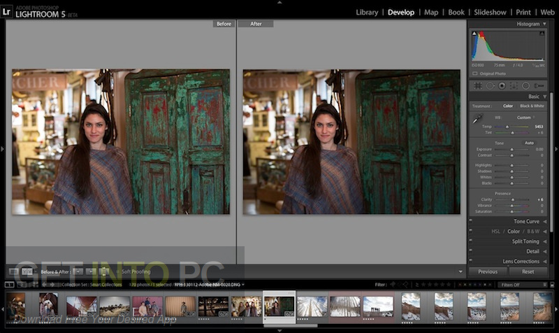 Adobe Photoshop Lightroom CC 6.8 Portable Direct Link Download